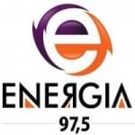 Logo da emissora Rádio Energia 97.5 FM