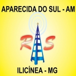 Logo da emissora Rádio Aparecida do Sul 1500 AM