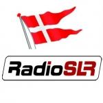 Logo da emissora Radio SLR 106.5 FM