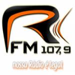 Logo da emissora Rádio R 107.9 FM