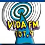Logo da emissora Rádio Vida 107.9 FM
