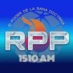 Logo da emissora Radio Poder Pentecostal 1510 AM