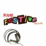 Logo da emissora Radio Festiva 100.9 FM