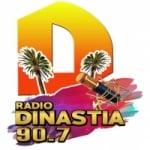 Logo da emissora Radio Dinastia 90.7 FM