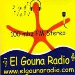 Logo da emissora El Gouna Radio 100.0 FM