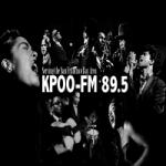 Logo da emissora Radio KPOO 89.5 FM