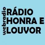 Logo da emissora Rádio Honra e Louvor