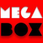 Logo da emissora Rádio Mega Box
