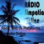 Logo da emissora Rádio Simpatia Online