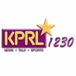 Logo da emissora KPRL 1230 AM