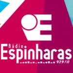 Logo da emissora Rádio Espinharas 97.9 FM
