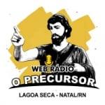 Logo da emissora Web Radio O Precursor
