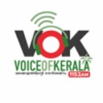 Logo da emissora Radio Voice of Kerala 1152 AM