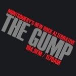 Logo da emissora WGMP 104.9 FM The Gump