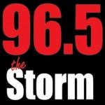 Logo da emissora Radio KRFM 96.5 FM