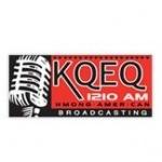 Logo da emissora KQEQ 1210 AM
