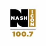 Logo da emissora Radio KLSZ 100.7 FM
