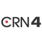 Logo da emissora Radio CRN 4