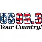 Logo da emissora Radio WBTU US 93.3 FM