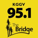 Logo da emissora Radio KGGV 95.1 FM