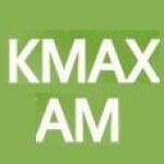 Logo da emissora KMAX 550 AM
