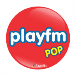 Logo da emissora Play FM Pop