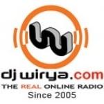 Logo da emissora DJ Wirya FM