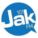 Logo da emissora Radio Jak 101 FM