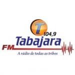 Logo da emissora Rádio Tabajara 104.9 FM
