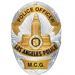 Logo da emissora Police Radio Station Los Angeles
