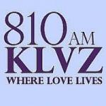 Logo da emissora Radio KLVZ 810 AM