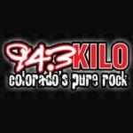 Logo da emissora Radio KILO 94.3 FM