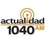 Logo da emissora Radio WURN Actualidad 1040 AM