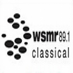 Logo da emissora Radio WSMR 89.1 FM