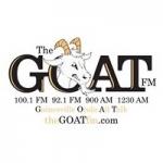 Logo da emissora Radio WMOP 100.1 FM 900 AM The Goat