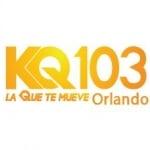 Logo da emissora WHKQ 103 FM KQ
