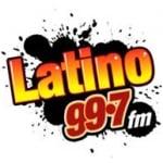 Logo da emissora Radio Latino 99.7 FM
