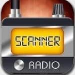 Logo da emissora Radio KMCO Orlando Controle de Tráfego Aéreo Scanner