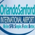 Logo da emissora Radio KSFB Orlando Sanford International Aeroporto