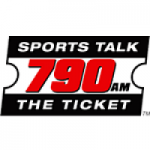 Logo da emissora Radio WAXY 790 AM