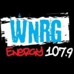 Logo da emissora WNRG Energy 107.9 FM