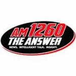 Logo da emissora Radio WWRC 1260 AM