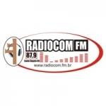 Logo da emissora Radio Com FM 87.9