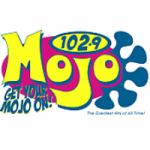 Logo da emissora Radio WXCH Mojo 102.9 FM