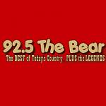 Logo da emissora Radio WEKS 92.5 FM