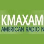 Logo da emissora KMAX 840 AM
