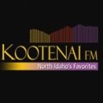 Logo da emissora KVNI 1080 AM