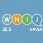 Logo da emissora Radio WNIJ NPR 89.5 FM