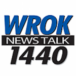 Logo da emissora Radio WROK News Talk 1440 AM