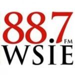 Logo da emissora Radio WSIE 88.7 FM